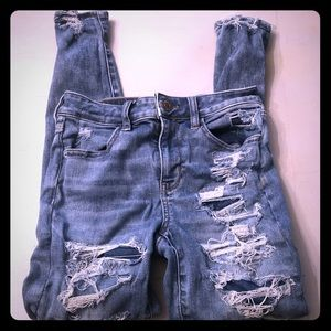 American Eagle Jeans Size 4 Short